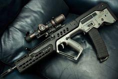 Im not a big fan of bullpup rifles, but I do love the Tar 21