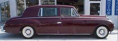 1962 Touring Limousine by Park Ward (chassis 5LCG57)