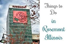 While Chicago gets all the attention, Rosemont Illinois in the western suburbs offers a variety of things to do. Conveniently close to O'Hare, it is a destination on its own.