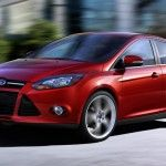 2015 Ford Focus fuel cell