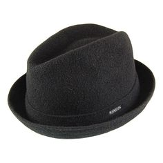 Kangol Wool Player Trilby Hat Sombreros Para Hombre fcc75ce2417