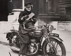 "In April 1939 the Women's Royal Navy Service (WRNS) was reconstituted to provide support to the Royal Navy and to free up navy men to serve at sea. The ""Wrens"" roles ranged from cooks and stewards to all-female anti-aircraft gun-crews. The Admiralty and Royal Navy also used the Wrens as dispatch riders. Initially, only women with previous motorcycle riding experience were selected, so some of the first dispatch riders were well known competition riders from local race circuits ~"