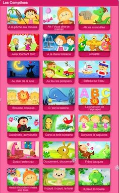 Here are 12 French cartoons for kids to watch on-line, whether they are native French speakers or early language learners looking to practice their French!