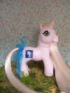Custom My Little Pony The Last Unicorn by Wendypony on Etsy, $18.00