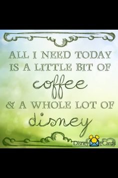 Had so much fun in Disney with moo this year! Coffee and Disney every day! Disney Girls, Disney Love, Disney Magic, Disney Stuff, Disney Ideas, Disney Fanatic, Disney Addict, Walt Disney World, Disney Pixar