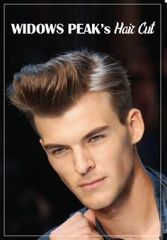 Widows Peaku0027s Haircut: What Is Widows Peak Hairstyles U0026 How To Style
