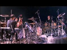 Godsmack - Drum Battle HD - Sully Erna vs Shannon Larkin