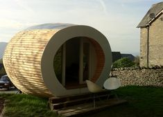The Pod by Pod Living offers massive 460 sq ft living space to any eco-minded