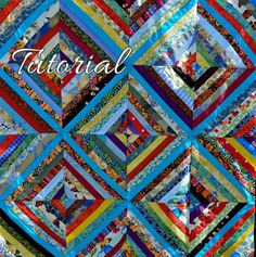 String Quilts Tutorial