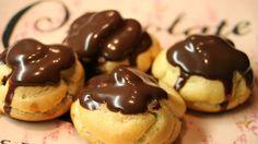 Dolci low cost: bignè al cioccolato