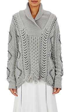 Gabriela Hearst Desmond Sweater - Turtleneck - Barneys.com