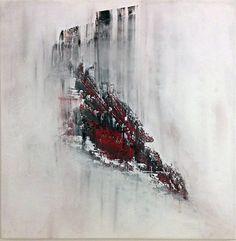 Confusion, schilderij van Meinderts Art, Meindert Gerckens .. Kunst / Abstract / Modern / Schilderij