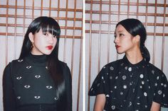 """Kenzo Unveils Its """"Endless Day in Tokyo"""" Editorial Shot by Hiromix"""