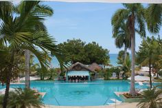 Negril, Jamaica - Couples Resort... Aww our honeymoon spot :)