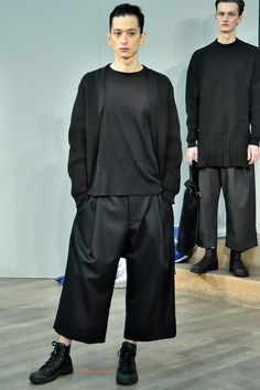 Berthold Fall/Winter 2016/17 - London Collections: MEN - Male Fashion Trends