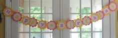 You are My Sunshine Birthday Party Personalized by thatsawrap2, $45.00