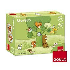 Goula - Memo Tom y sus amigos del bosque (53435)