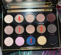 Urban Decay Gwen Stefani Palette Tutorial & Look | Beauty Gala