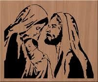 Image result for wood burning patterns jesus