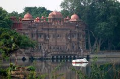 Gajner Palace, Bikaner, Rajasthan India Architecture, Historical Architecture, States Of India, India Tour, Travel Companies, Tour Operator, Kerala, Taj Mahal, Tours