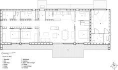 Maison Simon,Ground Floor Plan