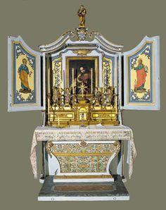 Altars:  Portable #Altar.