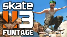 Skate 3: Funtage! - (Skate 3 Funny Moments)