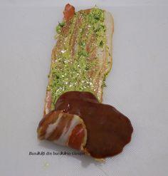 Ficatei de pui inveliti in bacon - Bunătăți din bucătăria Gicuței Avocado Toast, Bacon, Breakfast, Food, Morning Coffee, Essen, Meals, Yemek, Pork Belly