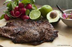 Paleo Carne Asada - Big Chin Kitchen - Free Paleo Recipes