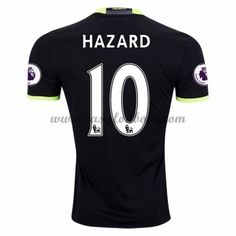 Fodboldtrøjer Premier League Chelsea 2016-17 Hazard 10 Udebanetrøje