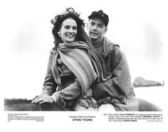 Campbell Scott and Julia Roberts in Dying Young <3 great movie!