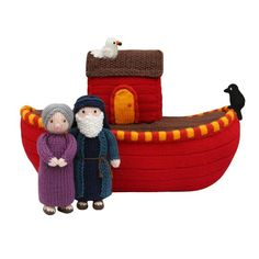 Noah S Ark Via Craftsy