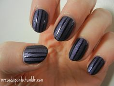 You can never go wrong with matte...