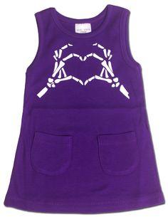 Skelly Love Dress