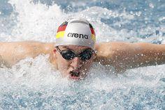 Makkabi Deutschland Schwimmer Javin Amrami