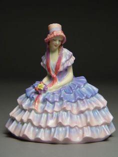 Royal Doulton Figurine - Chloe Janet