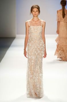 Best Spring 2013 Runway Gowns - Tadashi Shoji