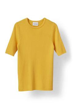 Williams Knit T-Shirt
