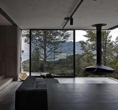 Mountain-Retreat House by Fearon Hay Architects New Zealand