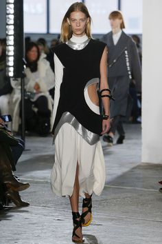 Proenza Schouler - Fall 2017 Ready-to-Wear