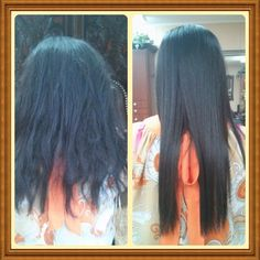 HED pure keratin smoothing treatment  Last up to 3 months