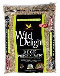 D D Commodities 374050 Wild Delight Deck Porch and Patio Wild Bird Food