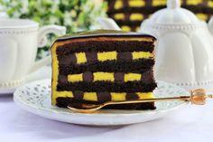 Рецепт шоколадного торта Гармония