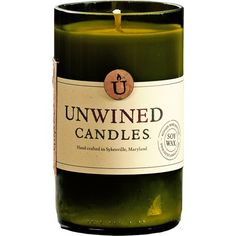 Unwined Candle in Gingerbread Lane  at Joss and Main