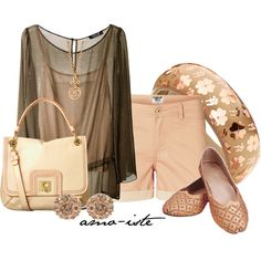 Blush, created by amo-iste on Polyvore