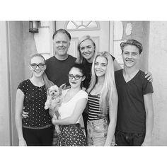 Lucky Blue Smith Family