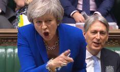 "Jeremy Corbyn faces Tory calls to apologise to Theresa May - but he says he said ""stupid people"". Philip Hammond, Theresa May, Uk Politics, Angela Lansbury, Z New, Donald Trump Jr, Jeremy Corbyn, Digital News, United Kingdom"