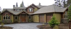3 Bedroom Plans, Craftsman Home Plans & One Story House Plans
