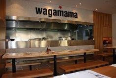 Wagamamas - Overpriced, Average Food