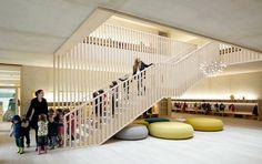 Espacios Cool para Niños...Guardería Susi Weigel en Austria